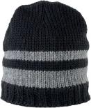 FLEECE LINED KNITTED BEANIE 2.