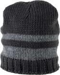 FLEECE LINED KNITTED BEANIE 3.