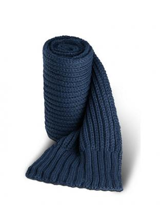 KUP KNITTED SCARF 1.